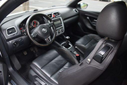 Volkswagen EOS Cabrio 2.0 TDI. Vehículo de ocasión.