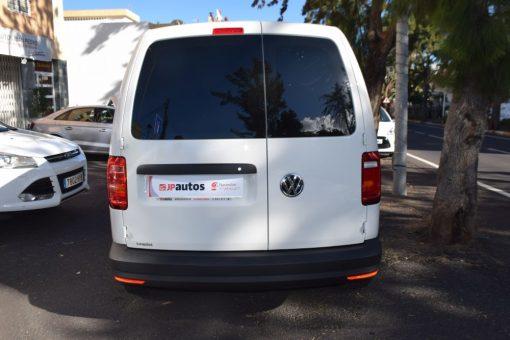 Volkswagen Caddy. Vehículo de ocasión.
