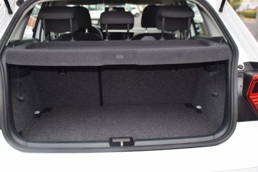 Volkswagen Polo Comfortline TSI. Vehículo de ocasión.