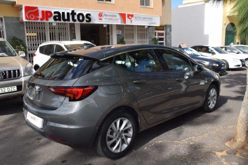 Opel Astra. Vehículo de ocasión.