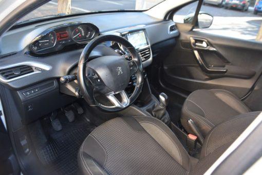 Peugeot 208 Allure 1.2L PUR. Vehículo de ocasión.