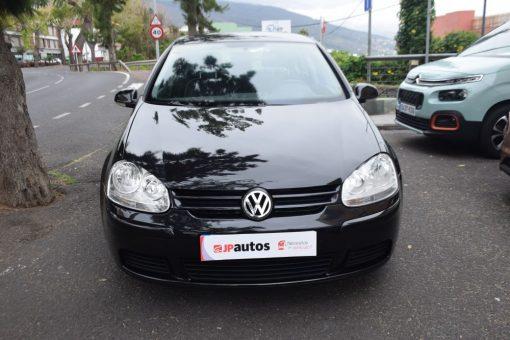 Volkswagen Golf V 1.6. Vehículo de ocasión.