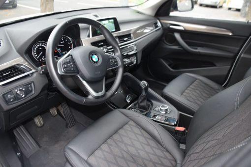 BMW X1. Vehículo de ocasión.