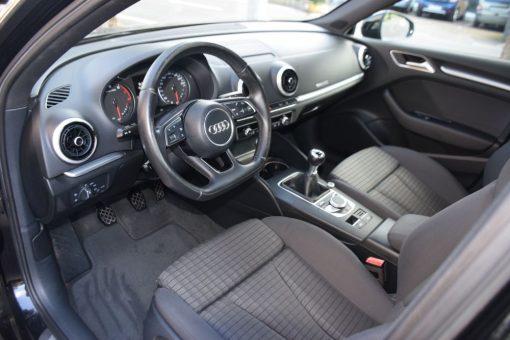 Audi A3 Sportback. Vehículo de ocasión.