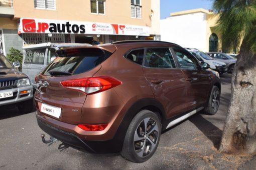 Hyundai Tucson IX35. Vehículo de ocasión.