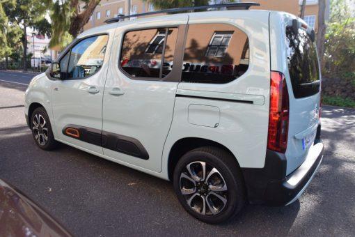 Citroen nuevo Berlingo talla M. Vehículo de ocasión.