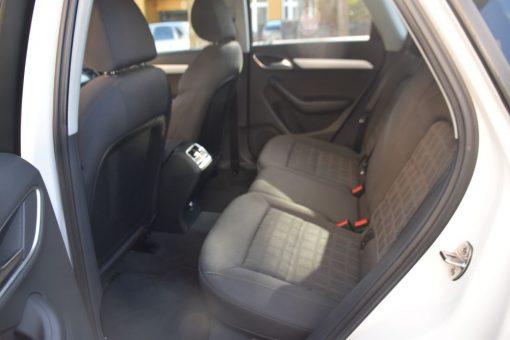 Audi Q3. Vehículo de ocasión.