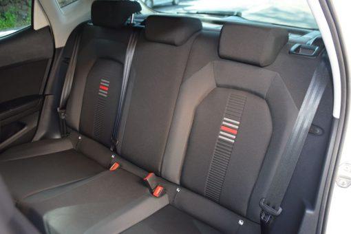 Seat Ibiza. Vehículo de ocasión.