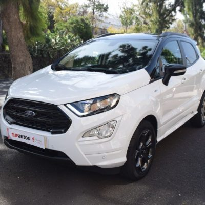 Ford Ecosport. Vehículo de ocasión.