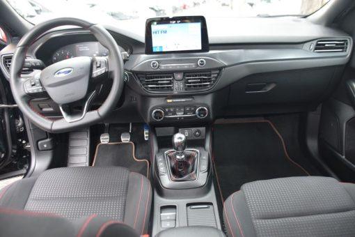 Ford Focus. Vehículo de ocasión.