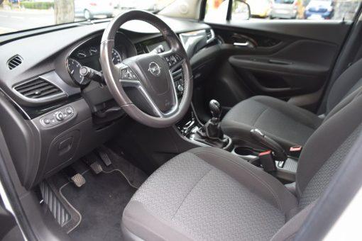 Opel Mokka. Vehículo de ocasión.