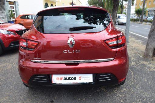 Renault Clio. Vehículo de ocasión.