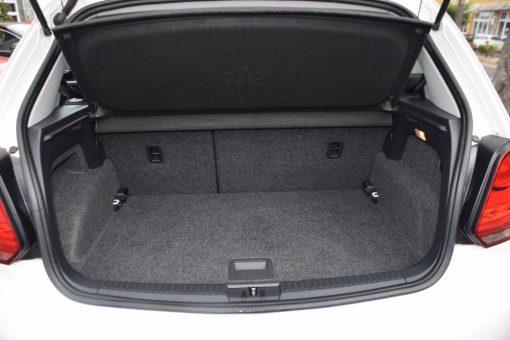 Volkswagen Polo. Vehículo de ocasión.