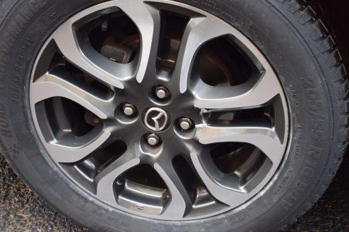 Mazda 2. Vehículo de ocasión.