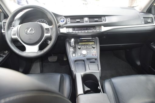 Lexus CT200H. Vehículo de ocasión.