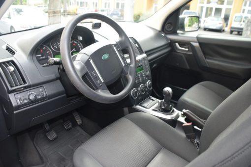 Land Rover Freelander 2. Vehículo de ocasión.