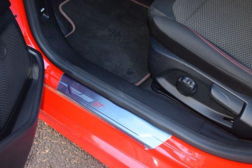 Ford Fiesta. Vehículo de ocasión.