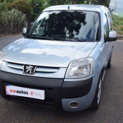 Peugeot Partner. Vehículo de ocasión.